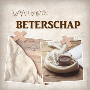 Beterschap - pleisters