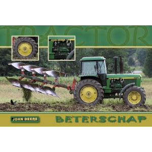 Beterschap kind - tractor